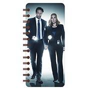 Купить в бирюзовой гамме (71 лист) X-Files