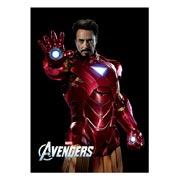 Школьный блокнот Avengers
