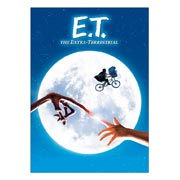 Школьный блокнот E.T. The Extra-Terrestrial
