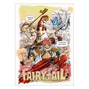 Купить школьные блокноты Fairy Tail