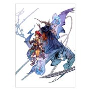 Школьный блокнот Final Fantasy