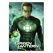 Школьный блокнот Green Lantern