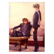 Купить школьные блокноты Kisaragi Hirotaka Art