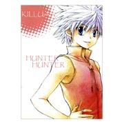 Купить школьные блокноты Hunter x Hunter