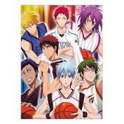 Купить школьные блокноты Kuroko no Basket