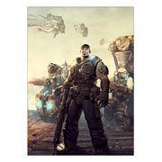 Купить школьные блокноты Gears of War