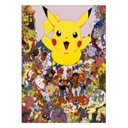 Школьный блокнот Pokemon