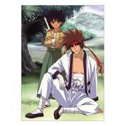 Купить школьные блокноты Rurouni Kenshin