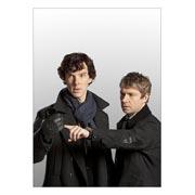 Купить школьные блокноты Sherlock BBC