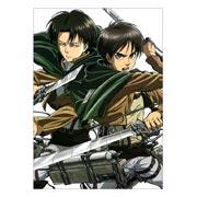 Купить школьные блокноты Shingeki no Kyojin