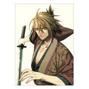 Купить школьные блокноты Hakuoki: Shinsengumi Kitan