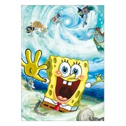 Купить школьные блокноты SpongeBob Squarepants