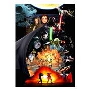 Школьный блокнот Star Wars