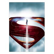 Школьный блокнот Superman