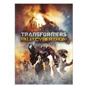 Школьный блокнот Transformers