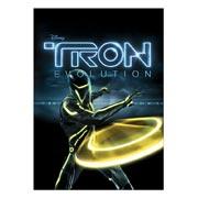 Школьный блокнот Tron