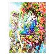 Купить школьные блокноты Tukiji Nao Art