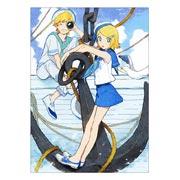 Купить школьные блокноты Vocaloid