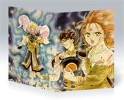 Купить скетчбуки (блокноты для набросков) Fushigi Yuugi