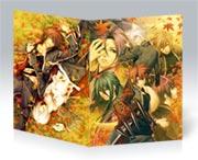 Купить скетчбуки (блокноты для набросков) Hiiro no Kakera