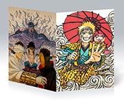 Купить скетчбуки (блокноты для набросков) Naruto