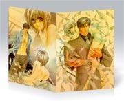 Купить скетчбуки (блокноты для набросков) Okane ga Nai!