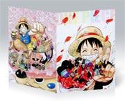 Купить скетчбуки (блокноты для набросков) One Piece