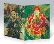 Скетчбук (блокнот для набросков) Rozen Maiden