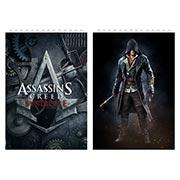Большой скетчбук Assassin's Creed