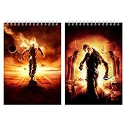 Купить большие скетчбуки Chronicles of Riddick