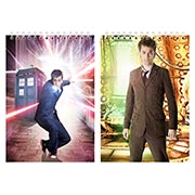 Большой скетчбук Doctor Who