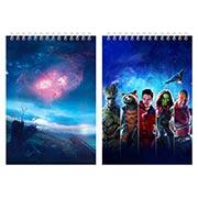 Купить большие скетчбуки Guardians of the Galaxy