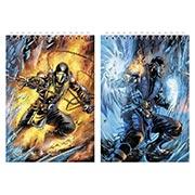 Купить большие скетчбуки Mortal Kombat