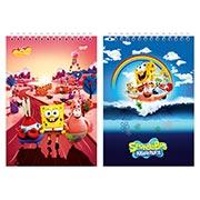 Купить большие скетчбуки SpongeBob Squarepants