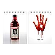 Купить большие скетчбуки True Blood