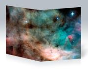 Купить школьные тетради Космические пейзажи