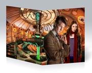 Школьная тетрадь Doctor Who