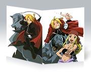 Купить школьные тетради Fullmetal Alchemist