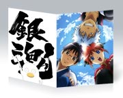 Купить школьные тетради Gintama
