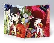 Купить школьные тетради Jigoku Shoujo