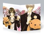 Купить школьные тетради Junjou Romantica