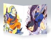 Купить школьные тетради Naruto
