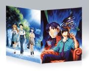 Купить школьные тетради Neon Genesis Evangelion