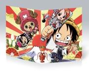 Школьная тетрадь One Piece