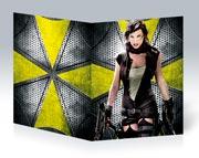 Купить школьные тетради Resident Evil