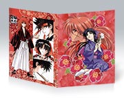 Купить школьные тетради Rurouni Kenshin