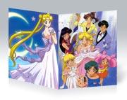 Купить школьные тетради Sailor Moon
