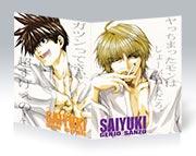 Купить школьные тетради Saiyuki