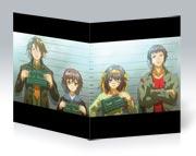 Купить школьные тетради Melancholy of Haruhi Suzumiya