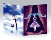 Купить школьные тетради Vocaloid